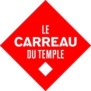 Logo Carreau du temple